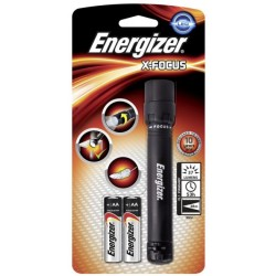 Energizer Taschenlampe X Focus 2AA Inkl.2x AA 1 St