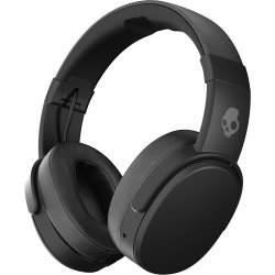 Skullcandy Headset »CRUSHER Wireless OVER EAR W MIC 1 BLack Coral Blac«