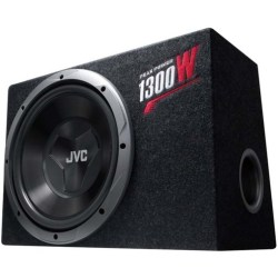 JVC CS BW120 Subwoofer Bassbox 30 cm Woofer 1300 W