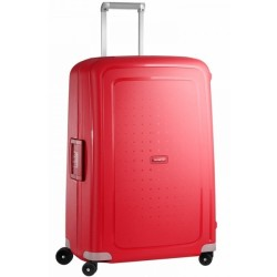 Samsonite Trolley S 39 Cure Spinner 75cm (49308 1235 Crimson Red) rot