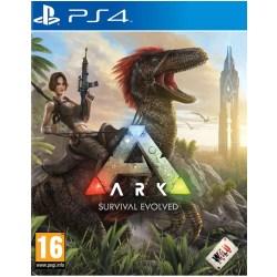 ARK Survival Evolved Sony PlayStation 4 Action Abenteuer PEGI 16