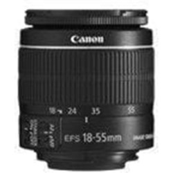 Canon »EF S18 55MM F3.5 5.6 IS II TW« Zoomobjektiv