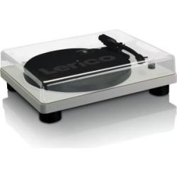 Lenco LS 50WD Wood USB record player