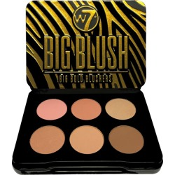 W7 Big Blush Palette 12 g