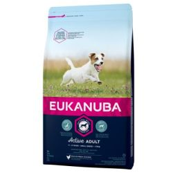 Eukanuba Active Adult Small Breed Huhn 3 kg