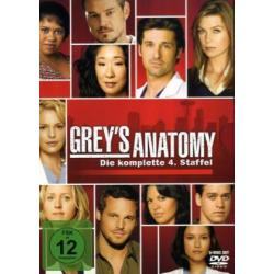 Grey´s Anatomy Staffel 4 DVD