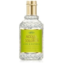 ACQUA COLONIA Lime Nutmeg eau de cologne splash spray 50 ml
