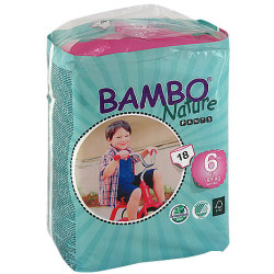 Bambo Nature Trainings Pants 18 kg XL