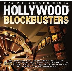 Royal Philharmonic Orchestra Hollywood Blockbusters CD