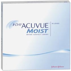 1 Day Acuvue Moist 90er Box