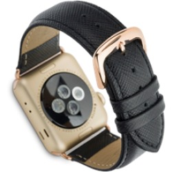 dbramante1928 (MODE.) Madrid Watch Strap 42 44mm Night Black