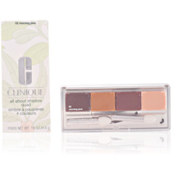 Clinique Eyes All About Shadow Quad Lidschatten 03 Morning Java 4