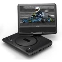 DENVER MT 783NB DVD Player tragbar Anzeige 17.8 cm ( 17 80cm (7) )