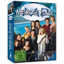 Melrose Place Staffel 2 DVD