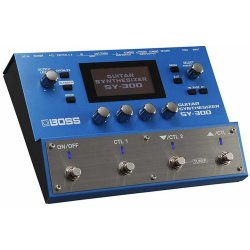 Boss SY 300 Gitarren Synthesizer