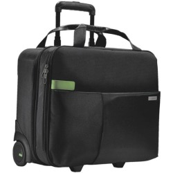 LEITZ Laptop Trolley Complete Smart Traveller Kunstfaser schwarz