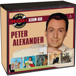 Peter Alexander Originale Album Box CD