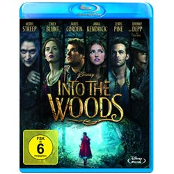 Into the Woods Blu ray