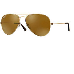 Ray Ban Sonnenbrille Aviator RB3025 001 57 58