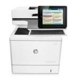 HP Color LaserJet Enterprise Flow M577c MFP Farblaser Multifunktionsdrucker