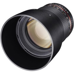 Samyang MF 85mm F1 4 AS IF UMC Sony E