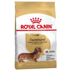 Royal Canin Breed Health Nutrition Hund Dachshund Adult Trockenfutter 7 5kg