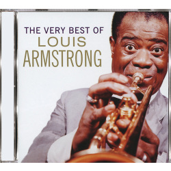 Louis Armstrong THE VERY BEST OF LOUIS ARMSTRONG CD