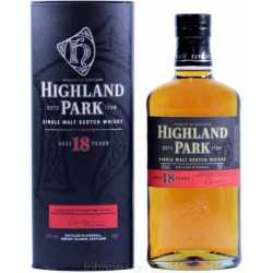 Highland Park 18 Years 0 7 L 43 vol