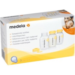 Medela Muttermilchflaschenset 3x150ml