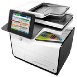 HP PageWide Enterprise Color Flow MFP 586z Tintenstrahl Multifunktionsdrucker 4in1