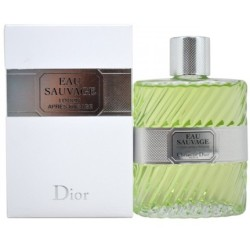 Christian Dior Eau Sauvage Aftershave Lotion 100 ml