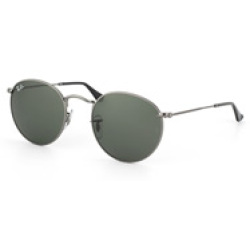 Ray Ban Sonnenbrille Round Metal RB3447 029
