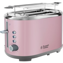 Russell Hobbs Bubble Soft Toaster pink
