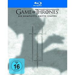 Game of Thrones Die komplette 3. Staffel Blu ray