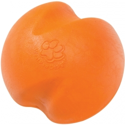 West Paw Jive Hundespielzeug Mini 5 cm Orange