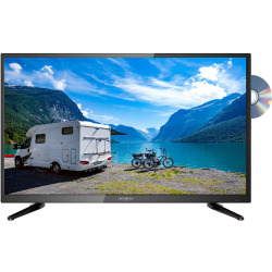 Reflexion 5 in 1 LED TV LDD3288 81 cm (32 ) DVD Player DVB S S2 C T T2 H.265 HEVC 12V Anschluss