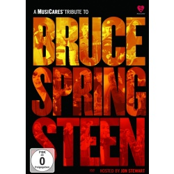 VARIOUS A Musiccares Tribute To Bruce Springsteen DVD