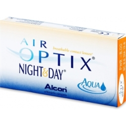 Air Optix Night and Day Aqua (3 Linsen)
