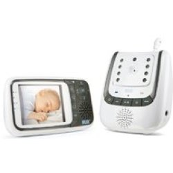 NUK Babyphone Eco Control Video
