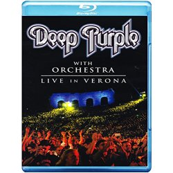 Deep Purple Live In Verona Blu ray