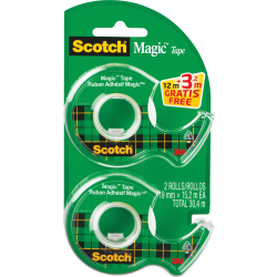 Scotch Handabroller Magic transparent bestckt