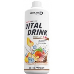 Best Body Nutrition Low Carb Vital Drink 1000ml Ananas