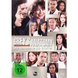 Greys Anatomy Staffel 10 DVD