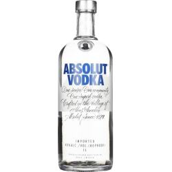 Absolut Vodka 1 L 40 vol