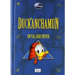 Disney Enthologien 01 Duckanchamun Im Tal der Enten