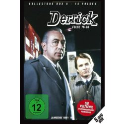 Derrick Collectors Box 6 (Folge 76 90)