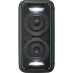 Sony GTK XB5 Party Lautsprecher (NFC Bluetooth 200 W 200 Watt extra Bass High Power Bluetooth NFC)