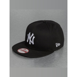 New Era Männer Frauen Snapback Cap MLB NY Yankees 9Fifty in schwarz