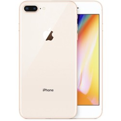 Apple iPhone 8 Plus 64GB Gold NEU