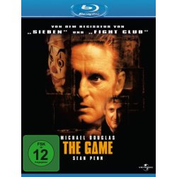 The Game Blu ray